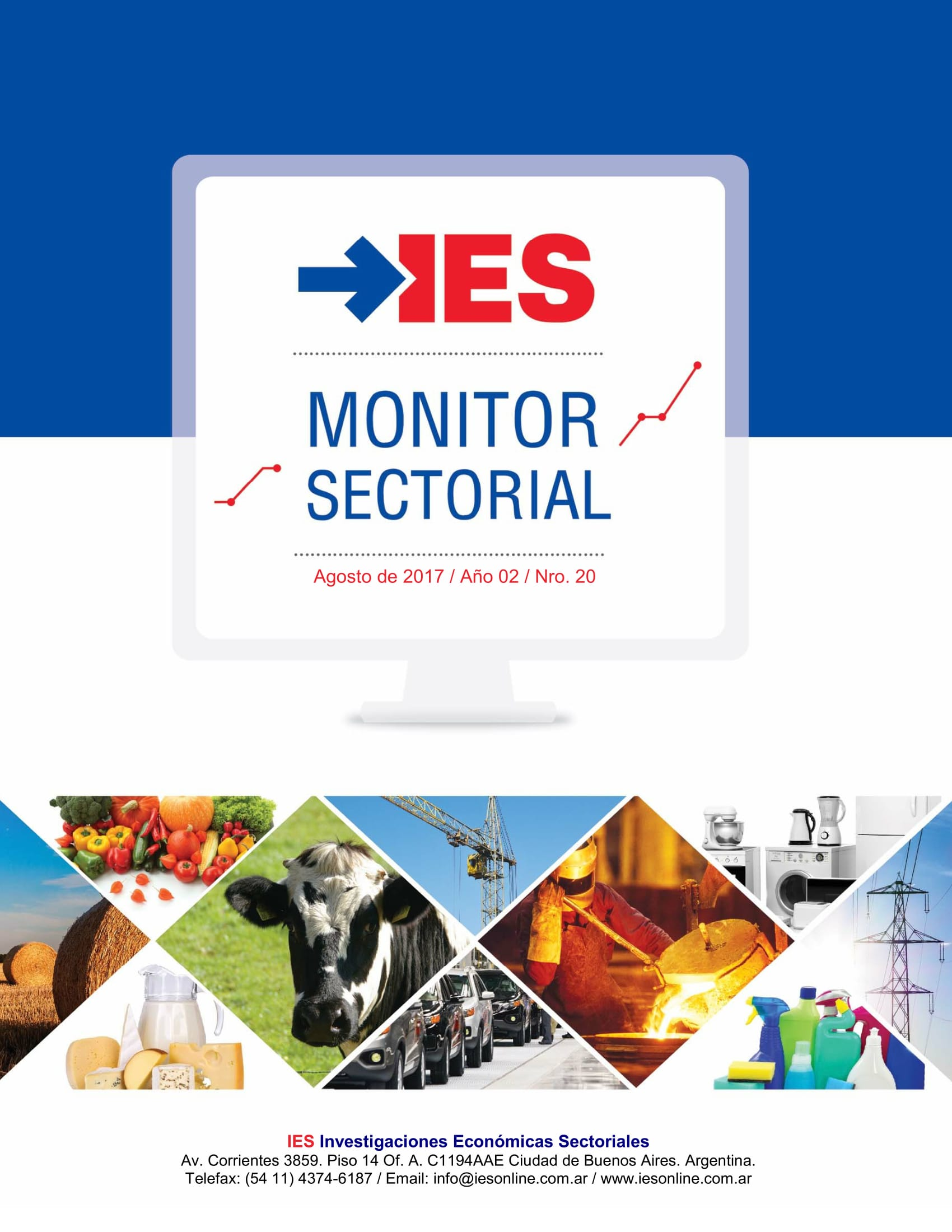 IES Monitor Sectorial